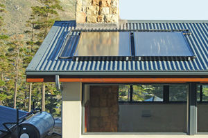 Sunsaver Solar Water Heater
