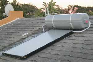 SunStream Solar Water Heating System